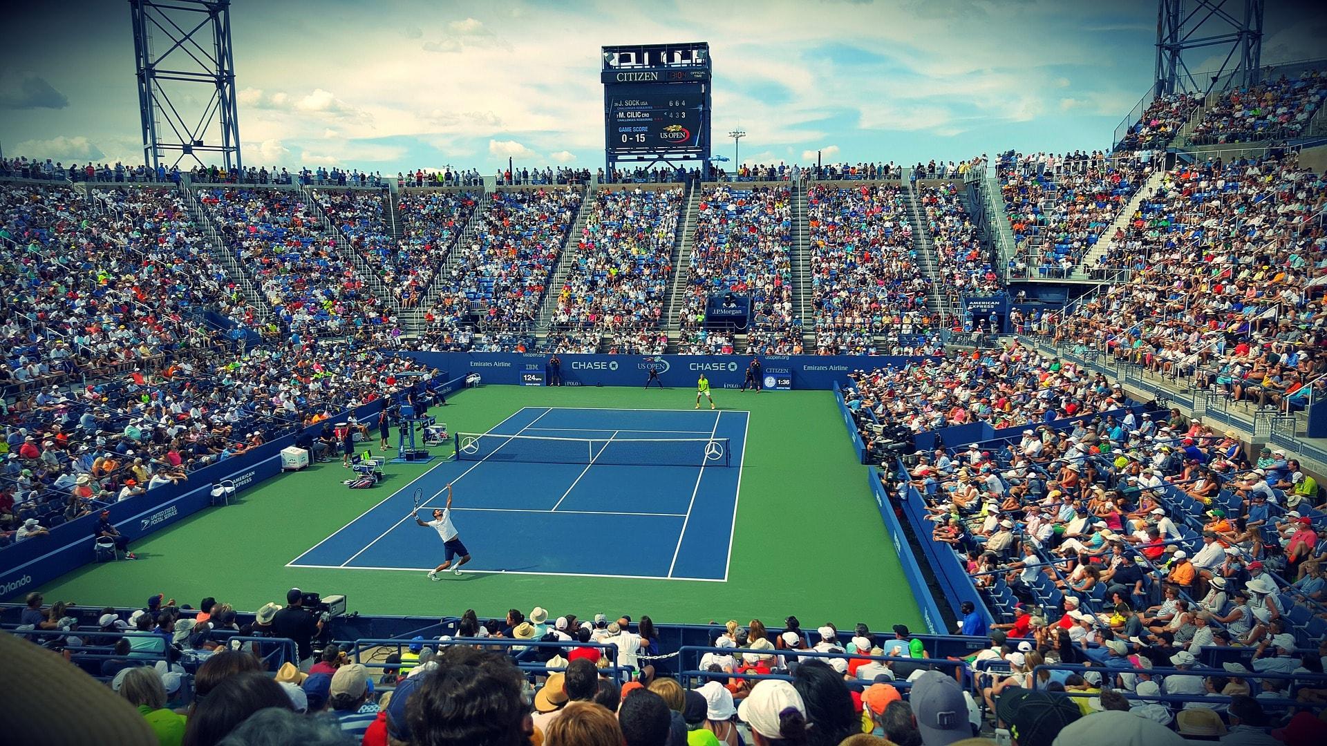 Tennis paris truqués