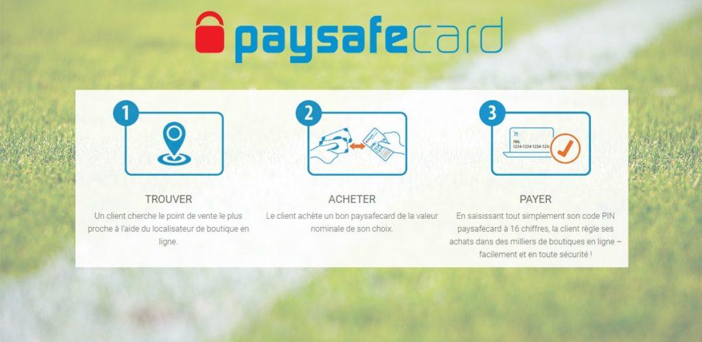 Paysafecard : Un moyen de paiement fiable pour vos transactions